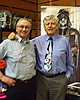 Gerald Home with Darth Vader himself - Dave Prowse; with Rusty Goffe, Jawa; with Alan Ruscoe, Plo Koon and Jeremy Bulloch, Boba Fett