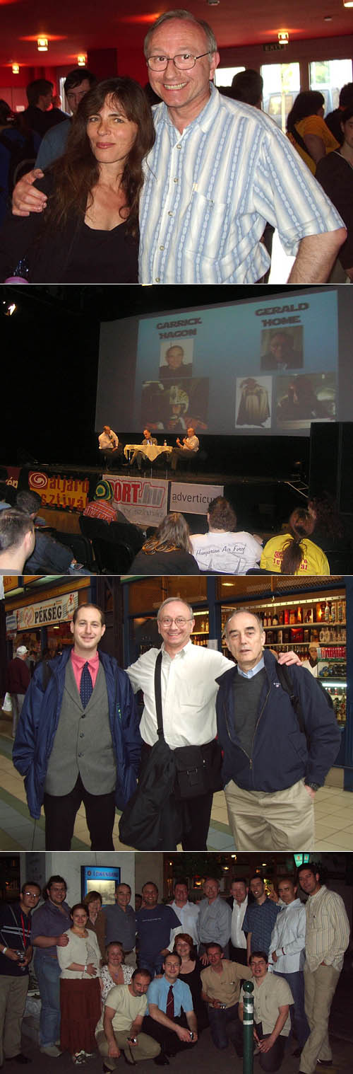 BUDAPEST, HUNGARY<br />