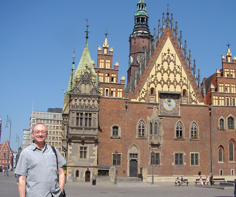 WROCLAW, POLAND<br />